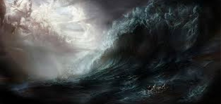 spiritual warfare at sea