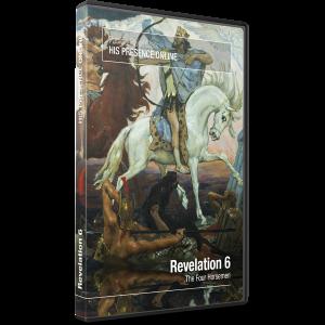 dvd - revelation 6