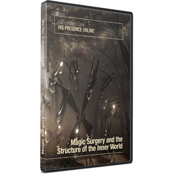 dvd - Magic Surgery and the Structure of the Inner World