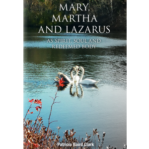 mary martha and lazarus book cover