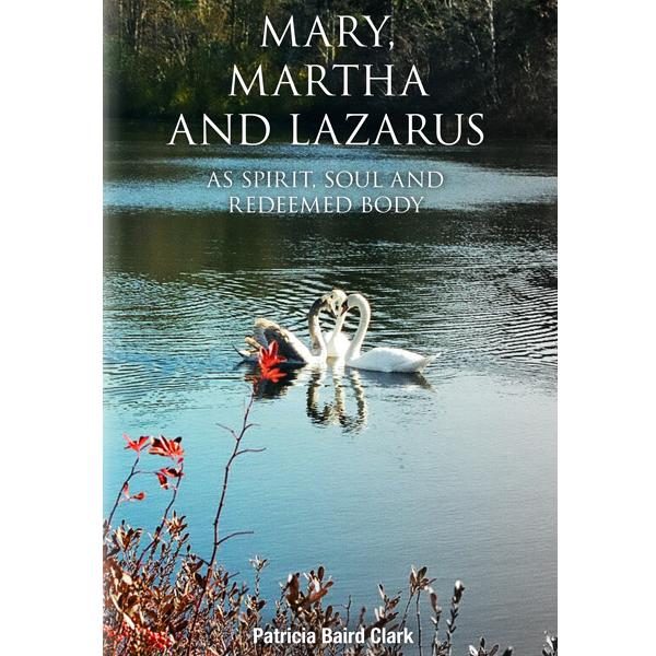 mary martha and lazarus book cover